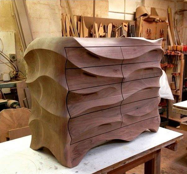 20 Unusual Woodworking Projects To Peak Your Curiousity