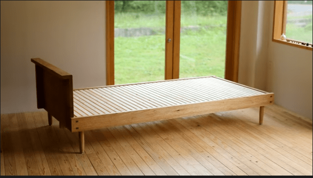 How To Make A Wooden Bed Diy Project Cut The Wood