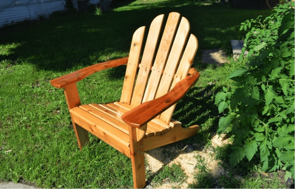 Build an Adirondack Chair