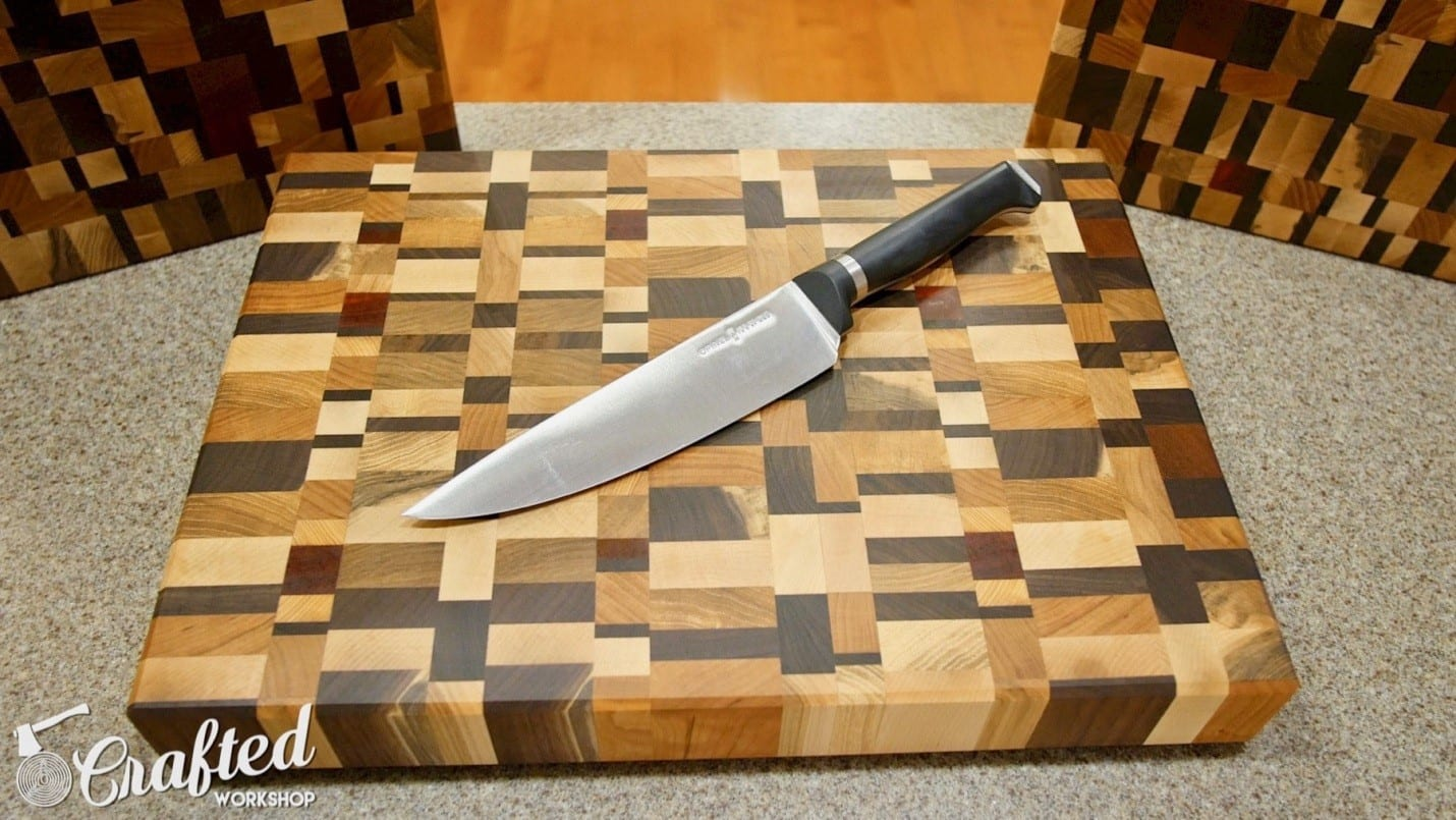 24 Cutting Board Woodworking Projects