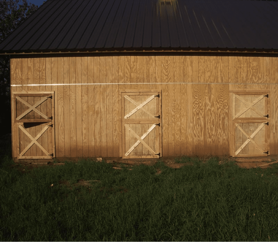Build Barn Doors