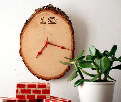 Wood Clock Project