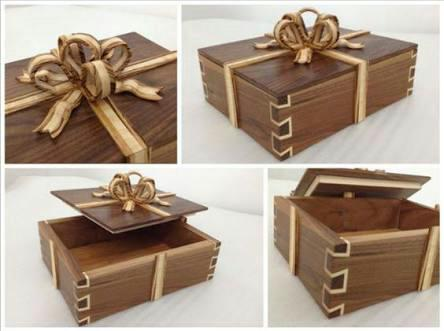 Gift design boxes for trinkets