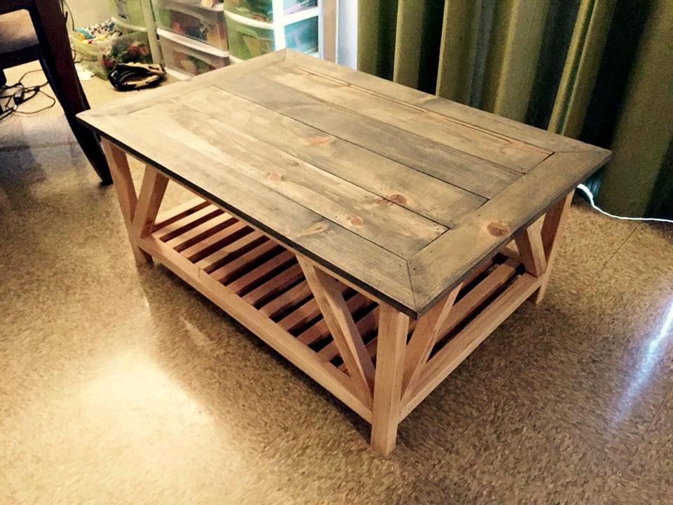 22 Coffee Table Woodworking Projects Worth Trying – Cut The Wood