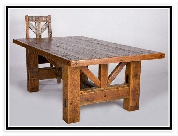 Strong Table And Chair