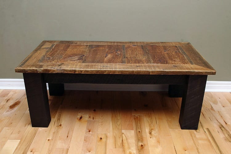 Latest Reclaimed Lumber Coffee Table Beautiful - Popular square wood and glass coffee table Elegant