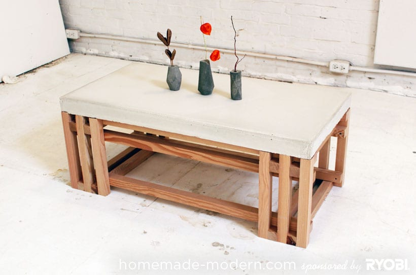 22 Coffee Table Woodworking Projects Worth Trying Cut The Wood - Wood-coffee-table-plans
