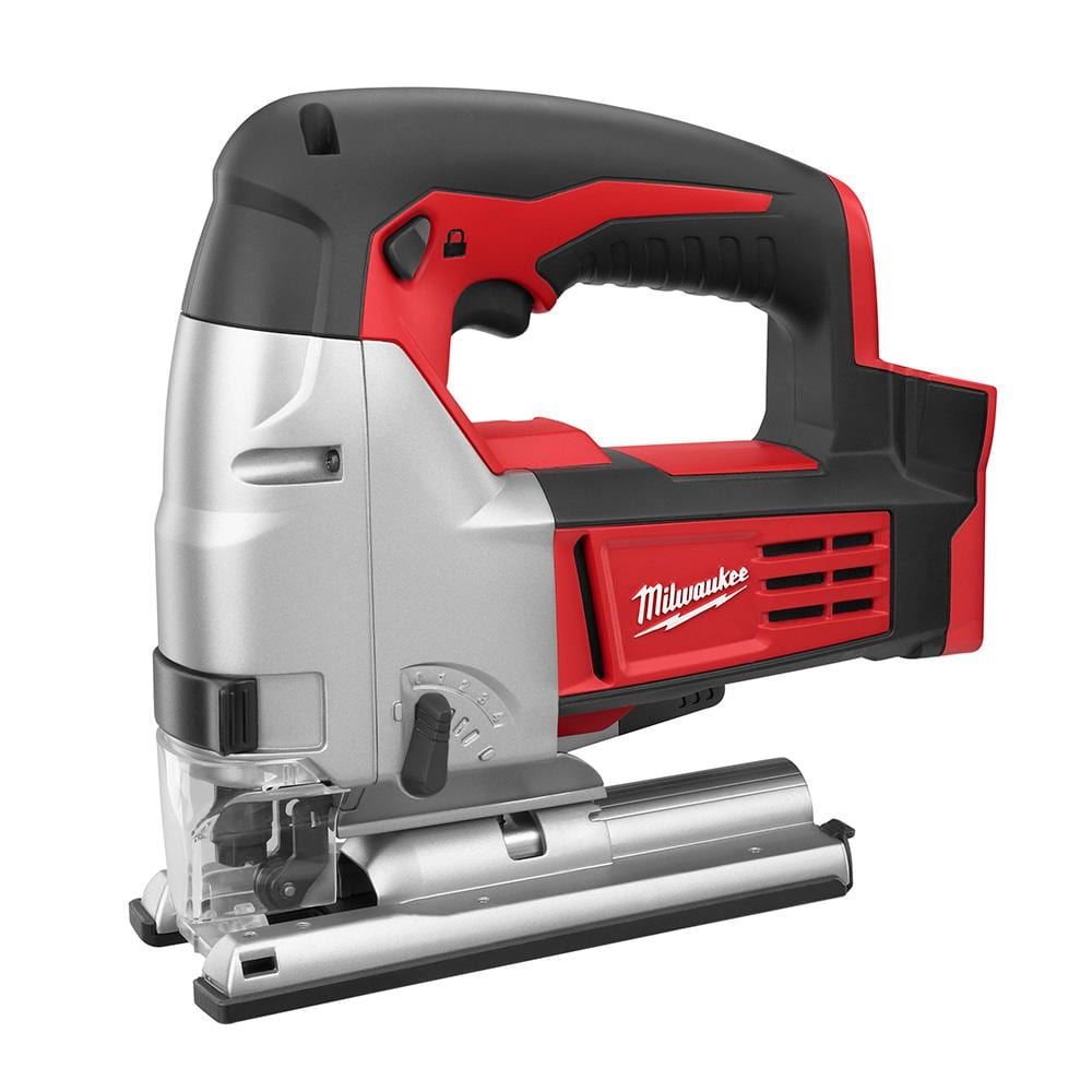 In depth review bare tool milwaukee 2645 20 18 volt m18 jigsaw bare tool milwaukee 2645 20 18 volt m18 jig saw greentooth Images