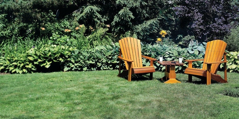 An Adirondack Chair And Table Plan Can Help You To Build A Centerpiece Furniture Set Of Your Yard I Recently Came Across This Beautiful Chairs