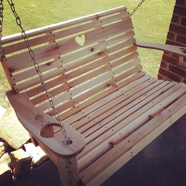 Porch Swing Project