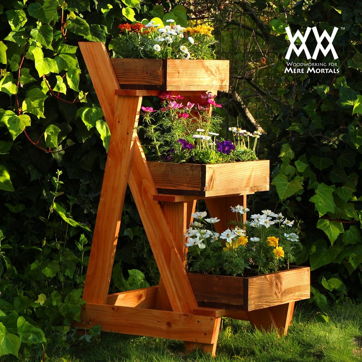 24 woodworking project ideas to enrich your garden – cut the
