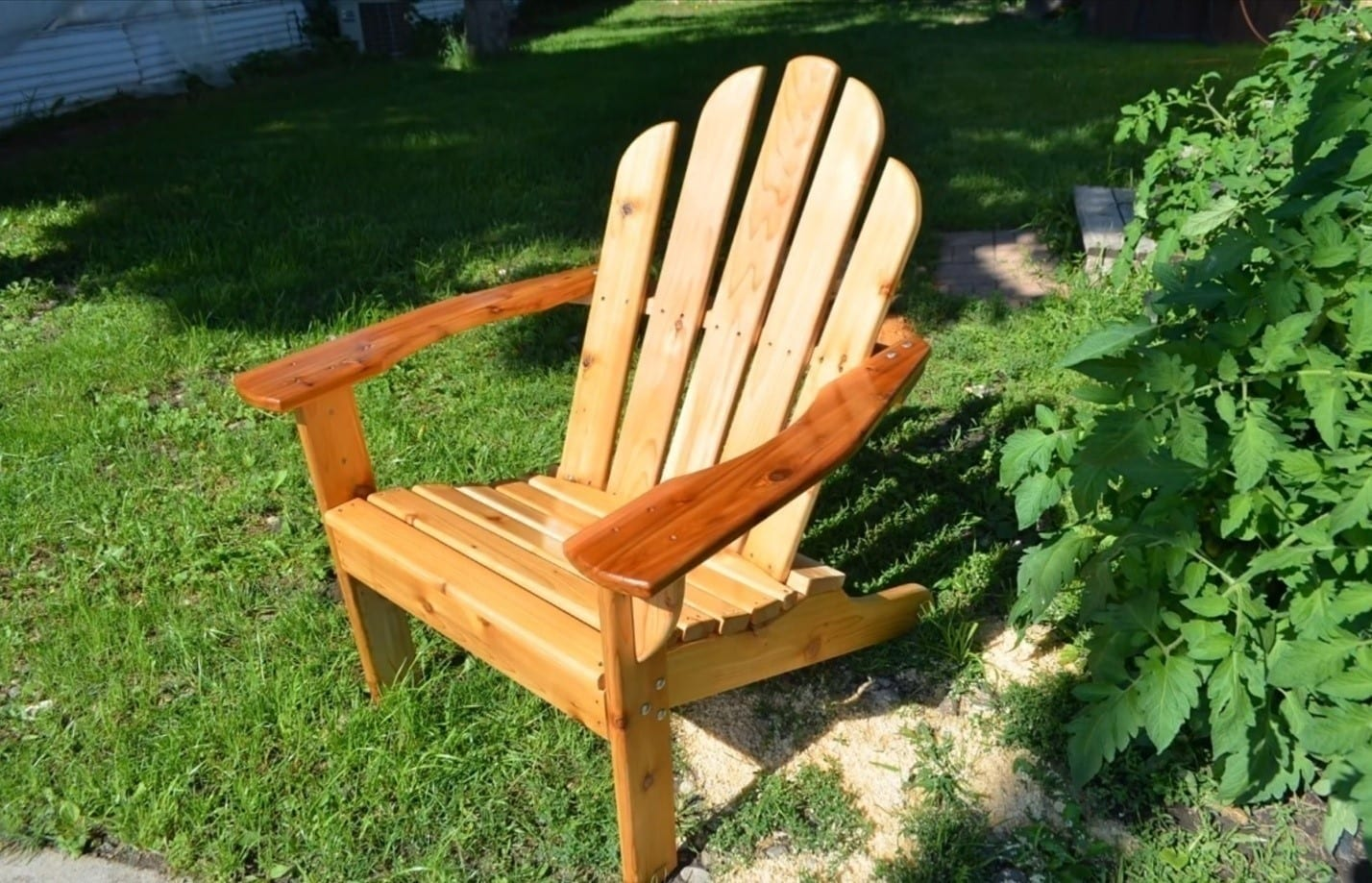 This Adirondack Chair Project Will Help You To Build An Outdoor That May Become The Centerpiece Of Your Backyard