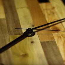 How to Make a Wooden Wall Clock