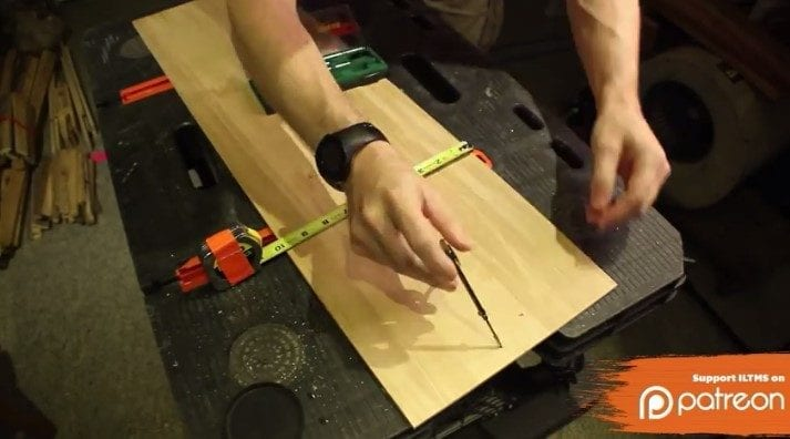 How To Make A Wooden Wall Clock Diy Project Cut The Wood