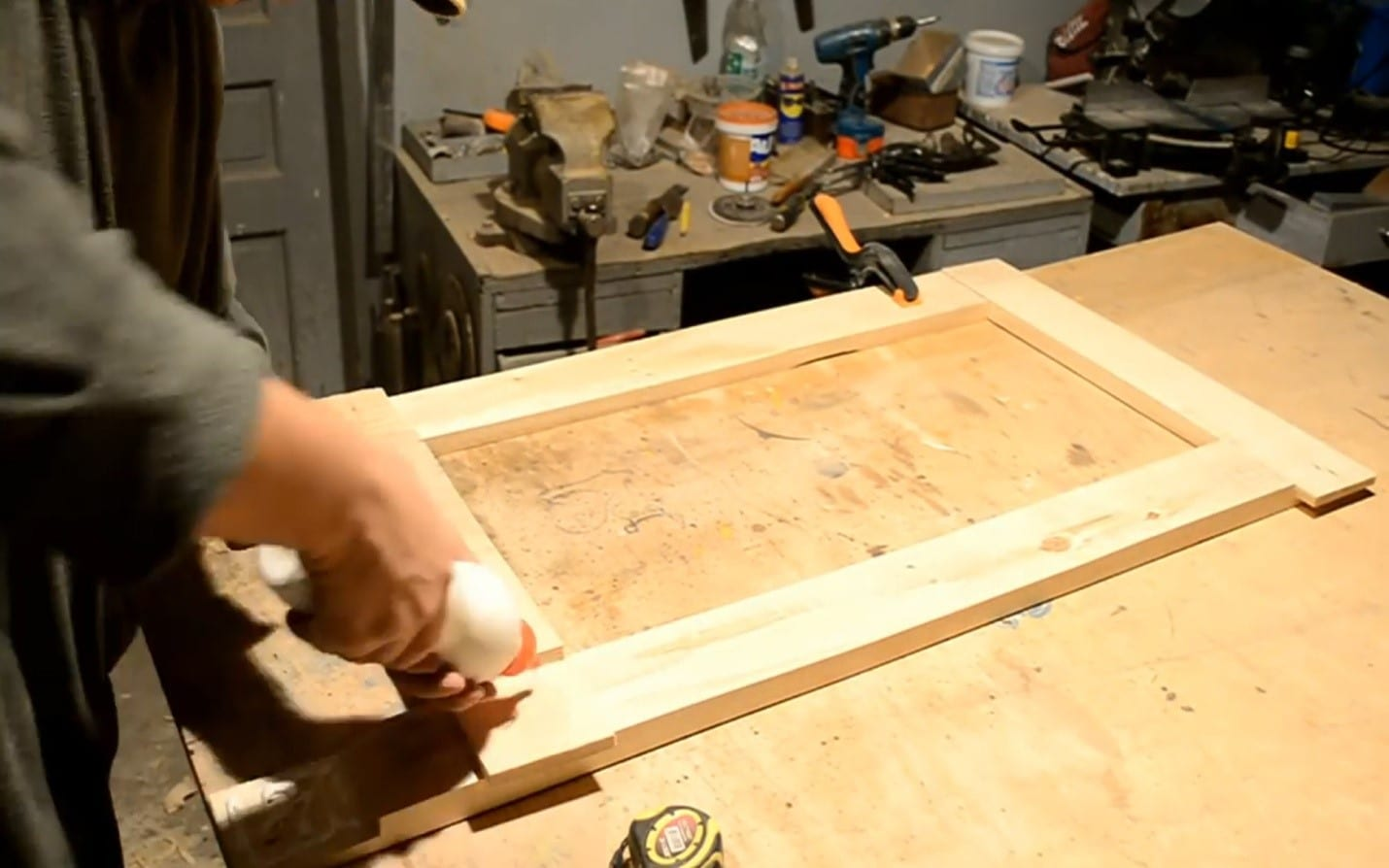 How To Make A 3D Wall Panel From Reclaimed Wood   DIY Project – Cut ...
