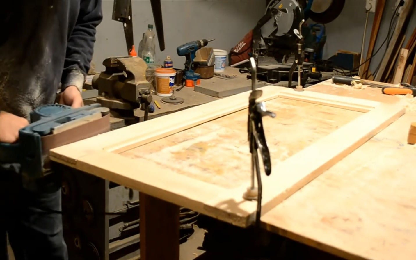 How To Make A 3D Wall Panel From Reclaimed Wood | DIY Project – Cut ...