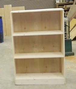how to build a simple bookcase | diy project – cut the wood