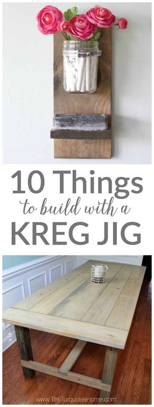 Amazing Things You Can Create With a Kreg Jig – Cut The Wood