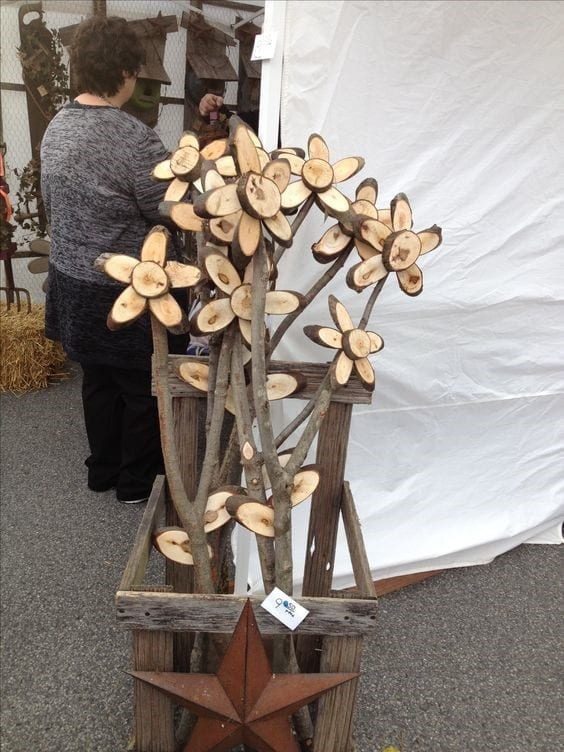 30 Lovely Wood Slices Ideas You Can Create Cut The Wood