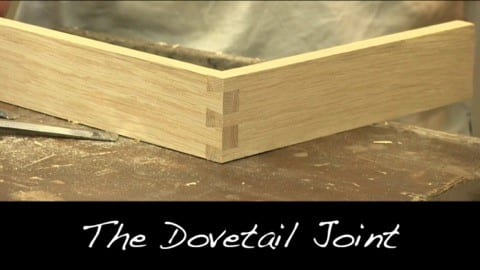 How To Make A Dovetail Joint