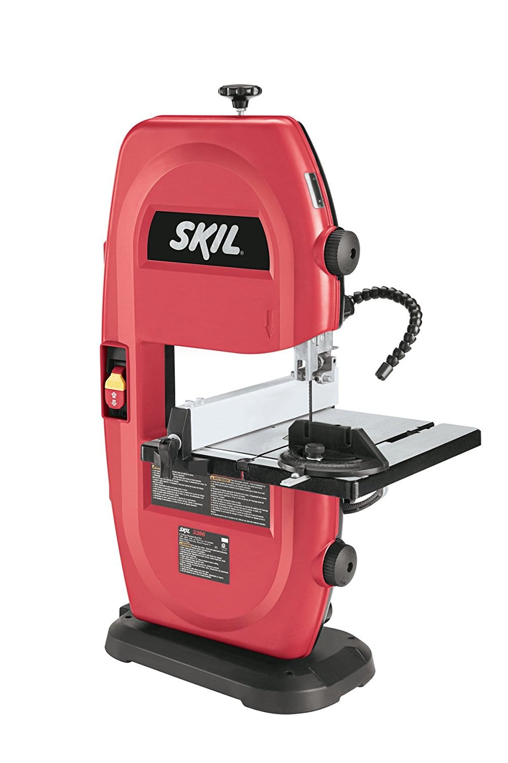 In depth review skil 3386 01 25 amp 9 inch band saw cut the wood 80 greentooth Choice Image