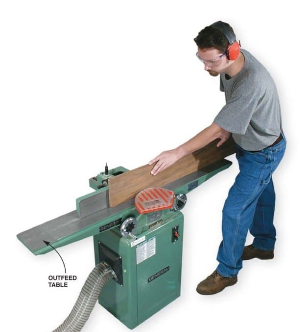 Master The Jointer How To Use Guide Cut The Wood