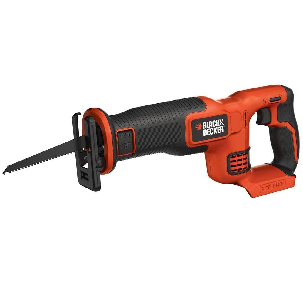 BLACK+DECKER BDCR20B MAX Lithium Reciprocating Saw
