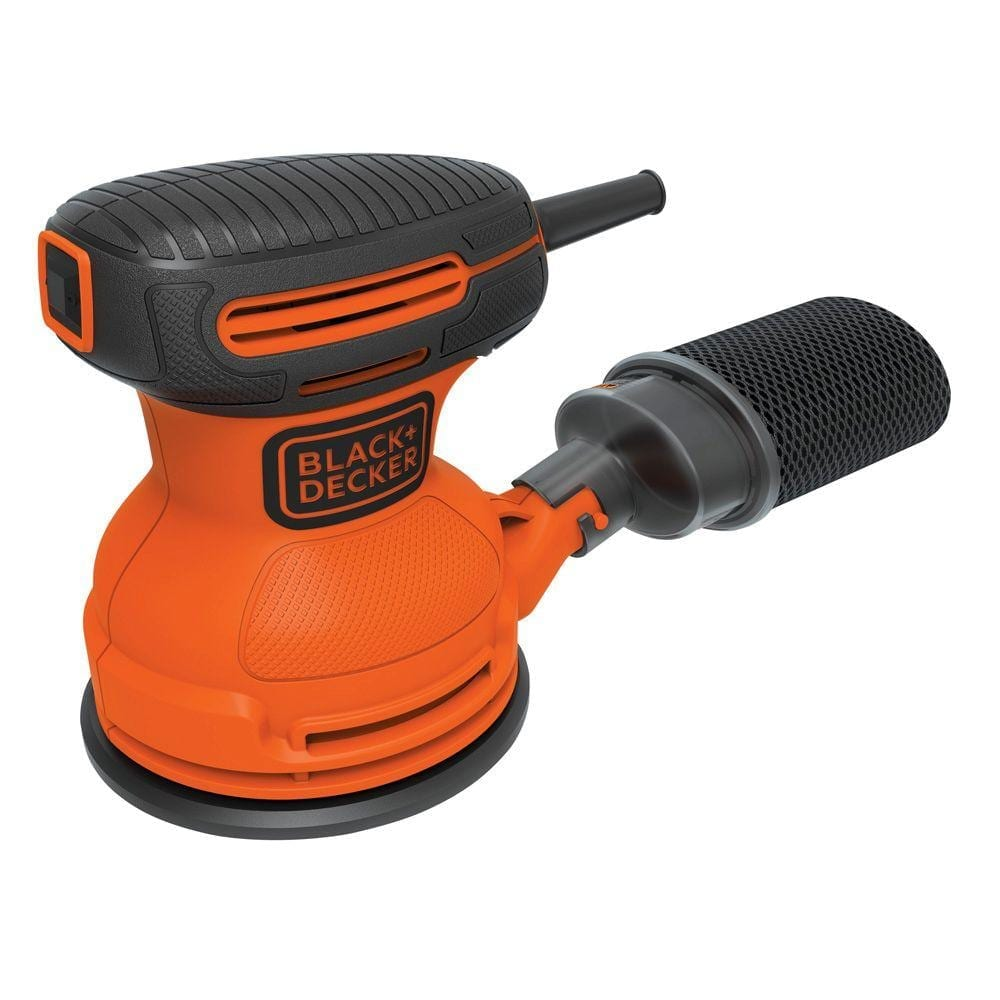 Black & Decker BDERO 100 Random Orbit Sander