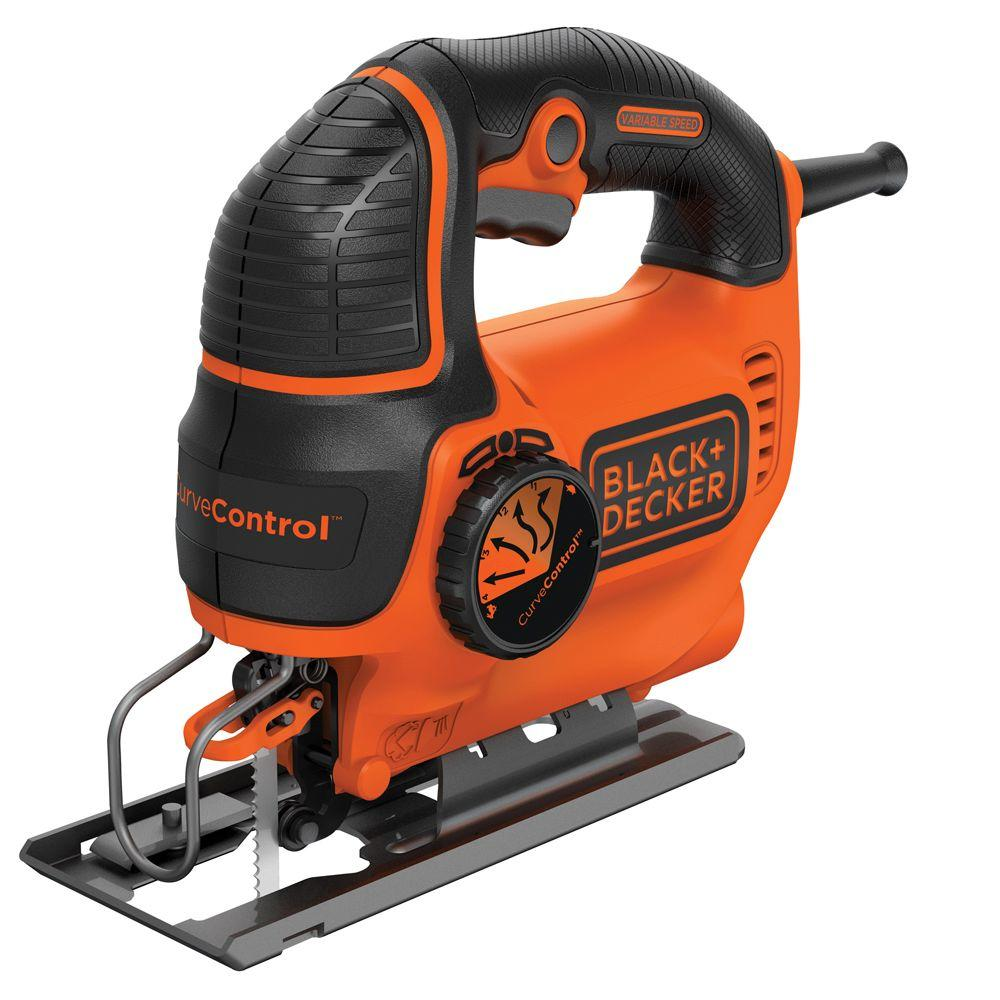Black and Decker BDEJS600C 5-0-Amp Jig Saw