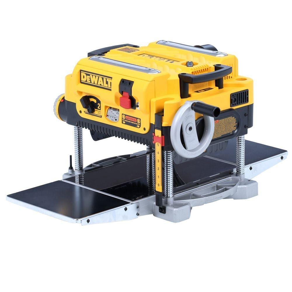 DEWALT DW735 Planer Package