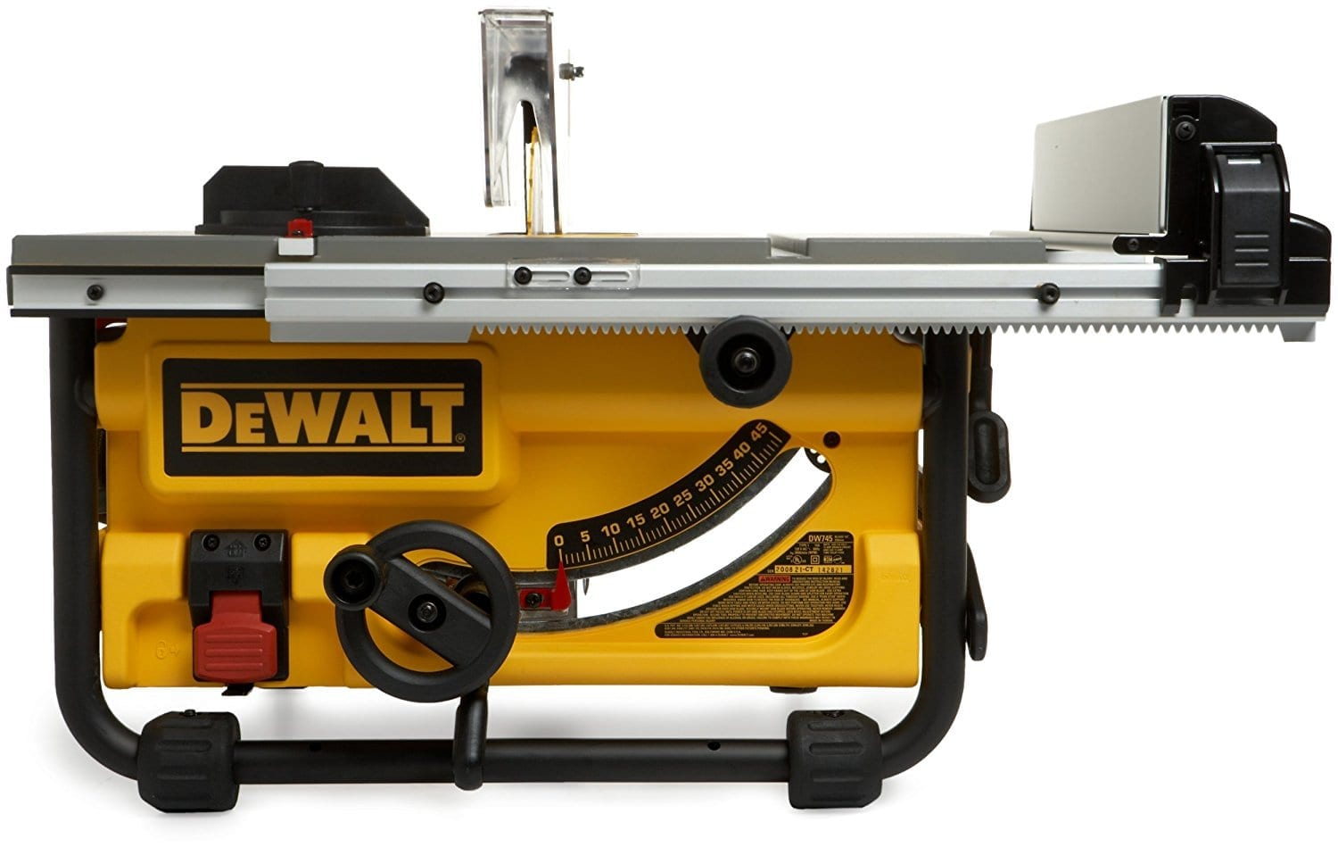 DeWalt DW745 Compact Jobsite Table Saw