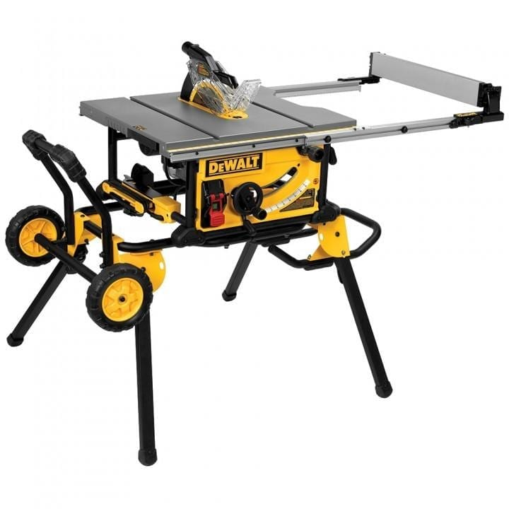 Dewalt Dwe7491Rs Jobsite Table Saw