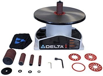 Delta SA350K Shopmaster Boss Complete Spindle Sander Set