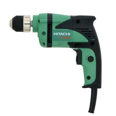 Hitachi D10VH 6.0-Amp 3-8 –inch Reversible Driver Drill with Keyless Chuck