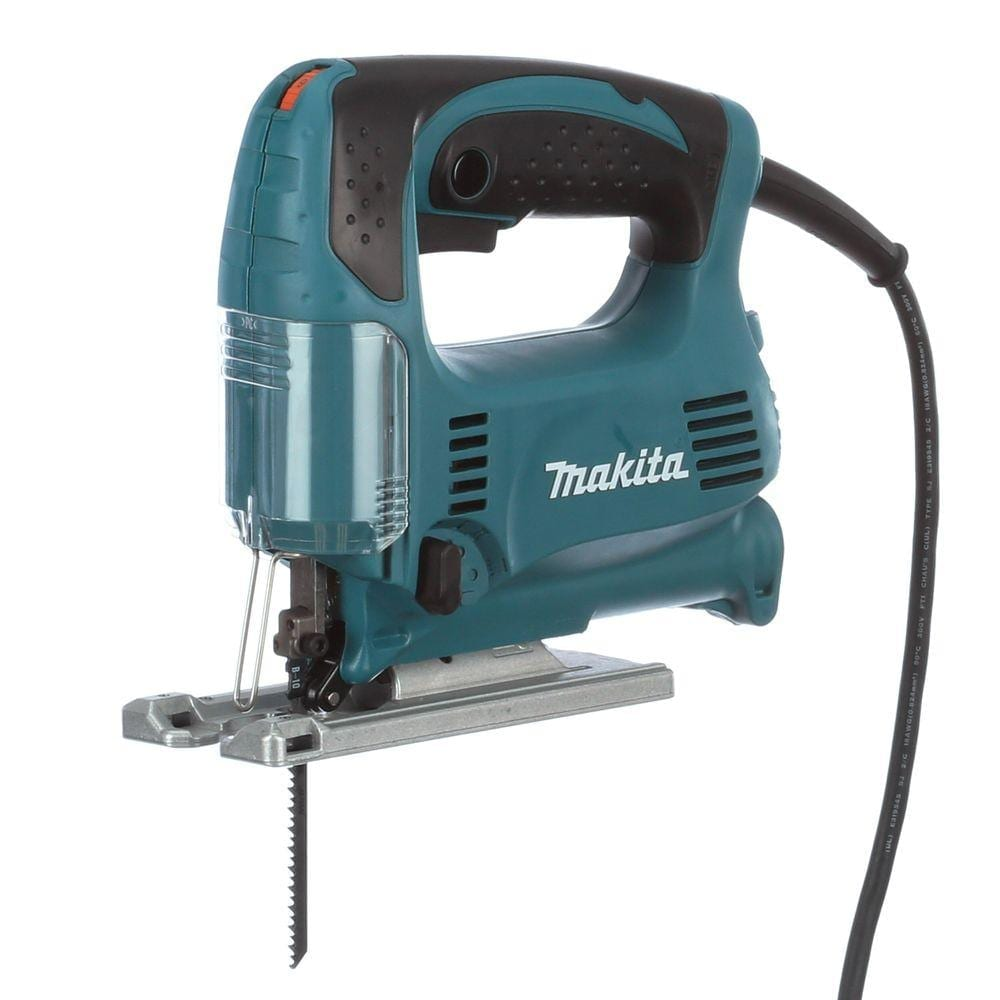 Makita 4329K 3.9-Amp Variable Speed Top Handle Jig Saw