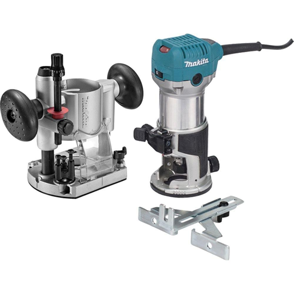Makita RT0701CX7 1-1-4 HP Compact Router Kit