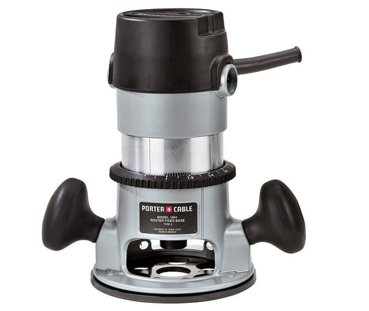 PORTER-CABLE 690LR Fixed-Base Router