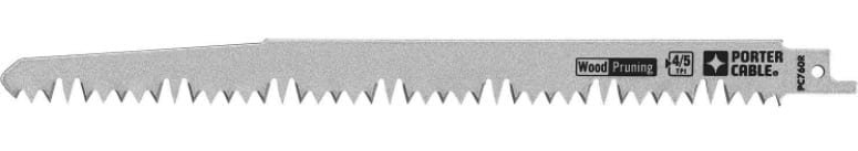 PORTER-CABLE PC760R Pruning Reciprocating Saw Blades