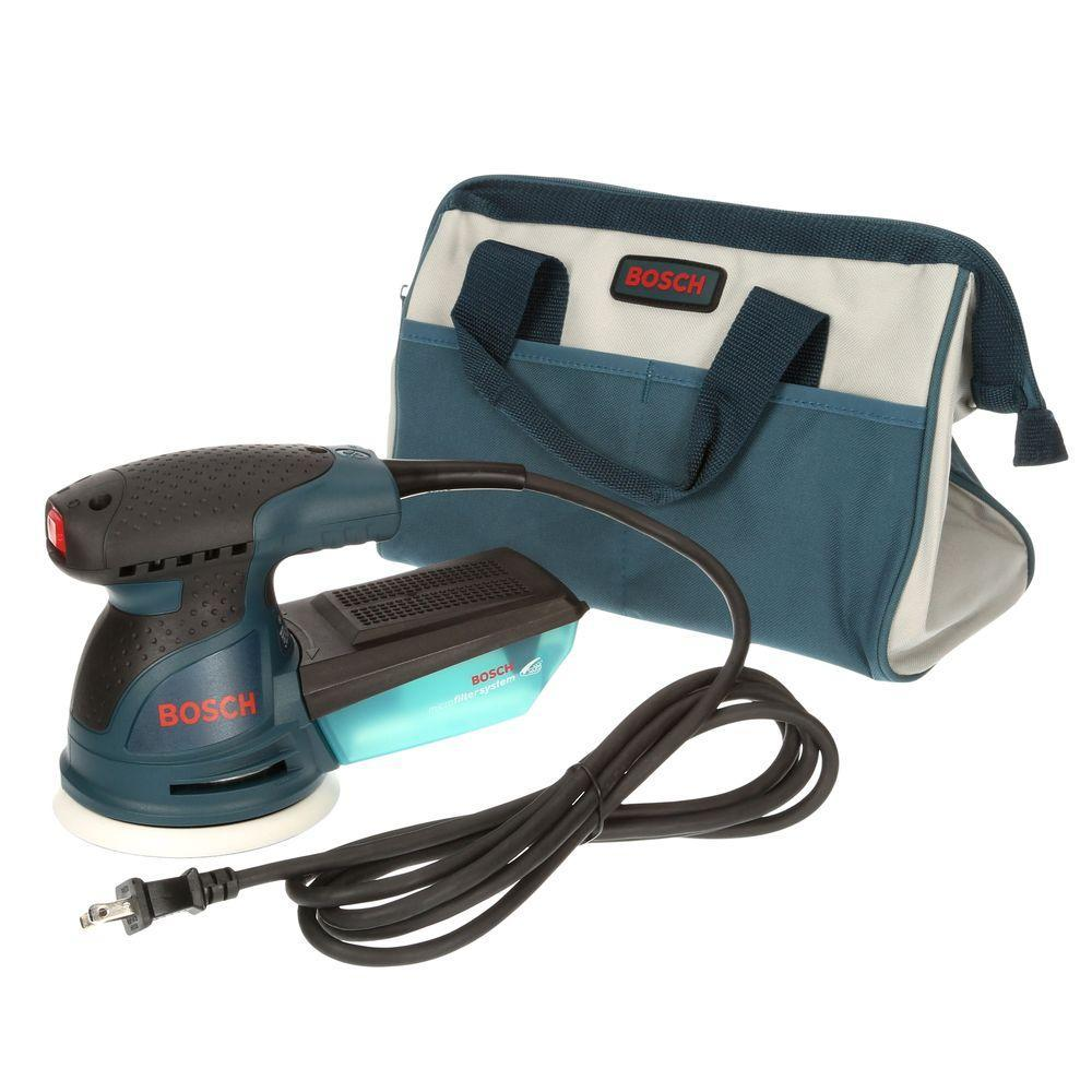 Bosch ROS20VSC Random Orbit Sander with Carrying Bag