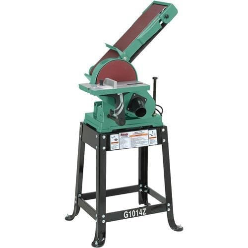 Grizzly H6070 Belt and 5-Inch Disc Sander