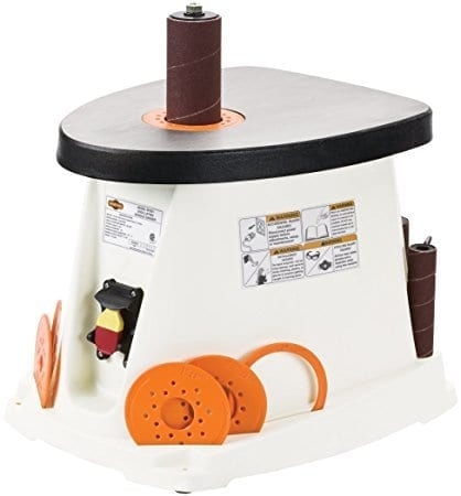 Shop Fox W1831 1-2 HP Single Phase Oscillating Spindle Sander