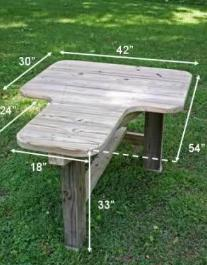 42 Shooting Bench Diy Plans Page 3 Of 5 Cut The Wood