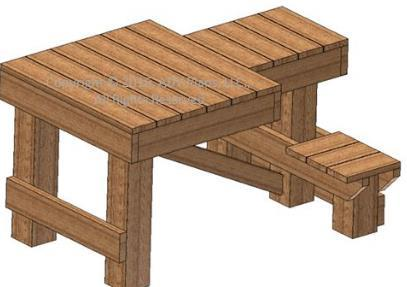 Professional Shooting Bench Plans By Super Shed Plans