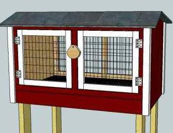 Rabbit Hutch Tutorial For The Detail Oriented Woodworker
