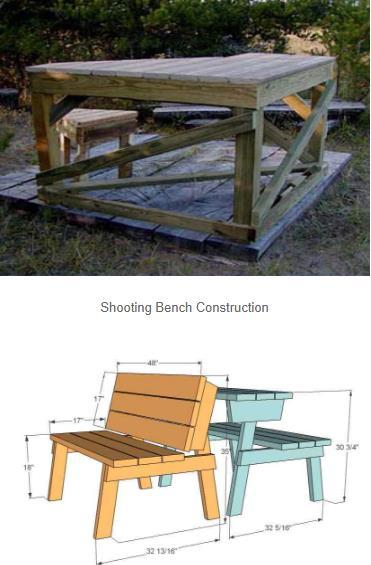 Shooting Bench Project By Sonya Project