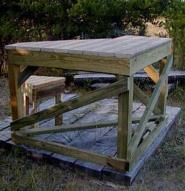 Shooting Bench By Mike Nelson 2