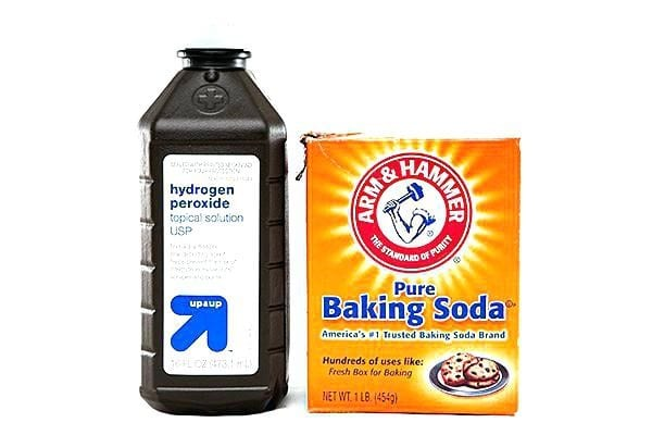 Baking Soda And Hydrogen Peroxide 1