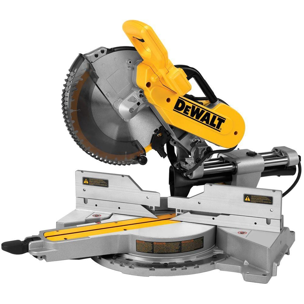 Bosch Glide Miter Saw Vs Dewalt Miter Saw