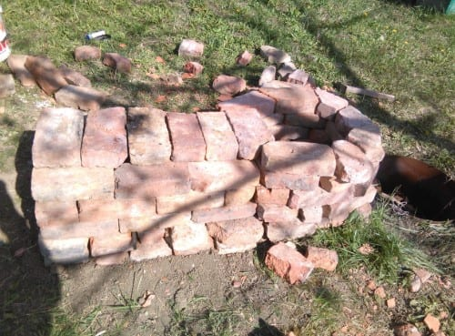 Creating The Kiln Shape And Foundation