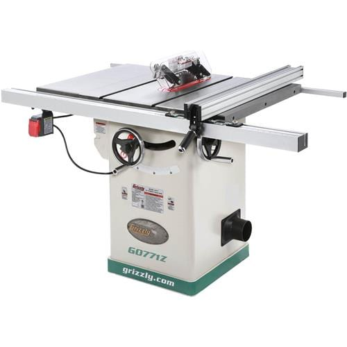 Delta Table Saw Vs Grizzly Table Saw